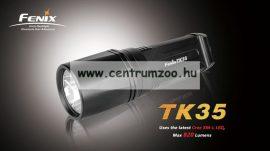 keresőlámpa FENIX TK35 LED ELEMLÁMPA (960 LUMEN) 330méter  vízálló