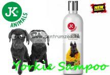 JK Animals Black Coat Sampoo sampon yorkie kutyáknak  250ml (48776)