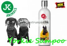 JK Animals Black Coat Sampoo sampon yorkie kutyáknak  250ml (48776)