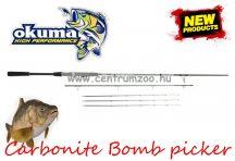 Okuma Carbonite Bomb 10' 300cm 2-12lbs 55g - 3sec picker bot (46132)