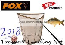 """MERÍTŐ  FOX Torque® Landing Net 46"""" (116cm) erős merítő szák (CLN026)"""