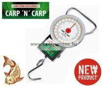 Carp Zoom Round Mechanical Scales - Kerek mechanikus mérleg 22 kg (CZ8580)