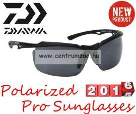 Daiwa Polarized Sunglasses black frame grey lens modell DPROPSG1 -szürke lencse (202722)
