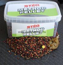 Stég Product Method Pellet 2mm 500g (SP180200)