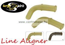 Carp Spirit Line Aligner horogbefordító 10db  (ACS10241  acs10258)