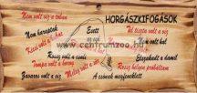 FATÁBLA HORGÁSZKIFOGÁSOK  (TREF2-009)