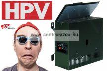 HPV sátorfűtés Heatbox 4000 4KW - hatékony sátorfűtés ZÖLD