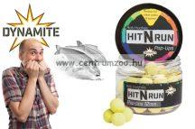 Dynamite Baits bojli Hit n Run Pop-Ups - Yellow 12mm (DY1274)