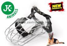 JK Animals Dog Safe fém szájkosár (44044) Német juhász extra méretű kutyáknak