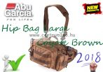 Abu Garcia táska Hip Bag Large Size Coyote Brown (1424120)