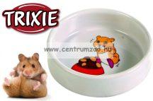 Trixie Hamster kerámia tál 90ml 8cm (TRX6062)