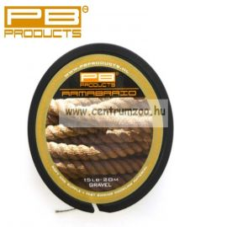 PB Products Armabraid Weed előkezsinór 15-25 LB-ig 20m (ARW15 ARW25)