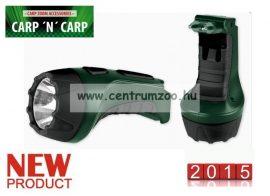 keresőlámpa CZ  Handy Power Lamp akkumulátoros kézi lámpa (CZ8229)
