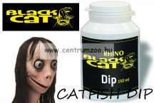 BLACK CAT DIP 150ml irtózatos harcsacsali (3939020)