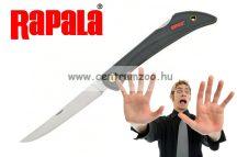 Rapala Soft Grip Handle 5 Folding Blade Fillet Knife zsebkés 25cm hossz (BP405F) bicska