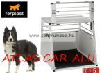 Ferplast Atlas Car Aluminium Medium szállító box