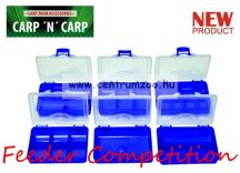 Carp'N'Carp Feeder Competition Műanyag doboz szett   (CZ4670)