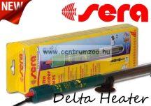 Sera Delta Heater DH 150W új automata hőfokszabályzós vízmelegítő 75-150l (8705)