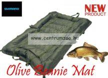 Shimano Olive Beanie Mat Premium pontymatrac (SHOL14)