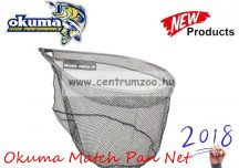 "MERÍTŐFEJ  Okuma Match Pan Net 6mm 18"" 45x35x30cm  (54185)"