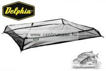 Delphin pótháló 1x1m - tartós PE hálóval és peremmel - prémium (950900137)