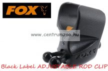 FOX Black Label ADJUSTABLE ROD CLIP zsinórfeszítő adapter 2db (CBI124)