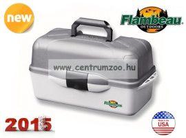 FLAMBEAU 3 tálcás prémium láda 51x26x26.5cm 2137 modell (69-10005)