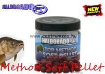 HALDORÁDÓ TOP Method Soft Pellet 8mm 80g - Choco & Orange