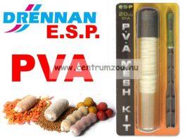 DRENNAN E.S.P. PVA Mesh Kit – 6m 32mm - PVA háló + cső + tömő (30134-932)