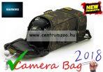 Shimano Tribal XTR SLR Camera Holster Case Camo Fishing Luggage KAMERA ÉS FOTÓ TÁSKA (SHTRXTR17)