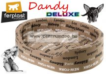 Ferplast Dandy 45F kutya-, cicafekhely 45cm City color