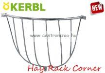 Kerbl Hay Rack Corner sarok szénarács 70x52x61cm  115-30mm rácstáv (32701)