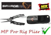 Savage Gear MP Pro Rig Plier fogó, karika nyitó, horogszabadító (54937)