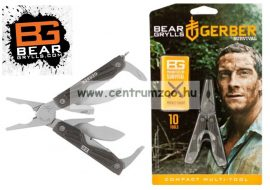 Gerber Bear Grylls 10 funkciós multi szerszám mini fogó 000750
