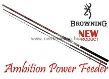 Browning Ambition Feeder Class MH 3,90m 120g feeder bot (1848390)