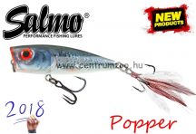Salmo FURY POP FLOATING - 7cm wobbler - FP7 BLUE SHAD (QFP004)