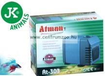JK Animals Atman AT-303 szivattyú, szökőkút motor 600l/h H90cm (14102)