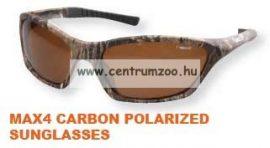 PROLOGIC MAX4 Carbon Polarized Sunglasses Amber (Sun and Clouds) ( NLSV00885/42523)