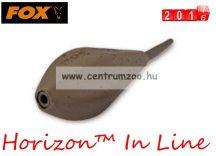 Fox Horizon™ In Line Horizon In-line 4.75oz 135g ólom (CLD143)