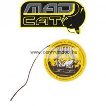 D.A.M MAD CAT POWER LEADER  80kg 15m- harcsás előke zsinór (3795080)