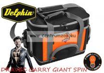 Delphin DRAVEC CARRY GIANT pergető táska 40x25x33cm  (420220200)