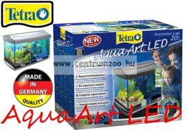 Tetra AquaArt Antaracit LED 20l-es komplett prémium akvárium szett (239838)