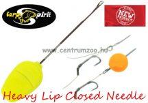 Carp Spirit Heavy Lip Closed Needle fűzőtű  csalikhoz (ACS010264)