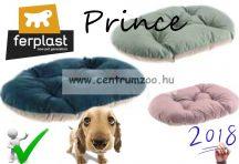 Ferplast Relax Prince 65/6 Blue pamut kutyapárna kutyafekhelybe - kék
