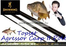Browning Aggressor Carp II Pole KIT 3/1 topset (10406993)