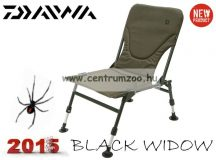 Daiwa BLACK WIDOW CARP CHAIR bojlis szék (18705-120)