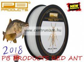 PB PRODUCT RED ANT SNAGLEADER 35LB 80melőtét zsinór (RAN35)