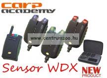 Nevis Carp Academy Sensor WDX elektromos kapásjelző szett 3+1db (6305-003)