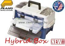 Plano Hybrid Box horgászláda kék-szürke 50,4x31,5x31,2  (7237-00)