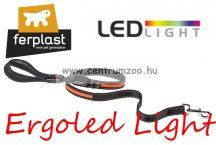 Ferplast ERGOLED Light G25/125 Orange világító póráz kiskutya-cica (75189739) narancs